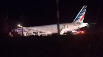 İki Fransız uçağına bomba ihbarı