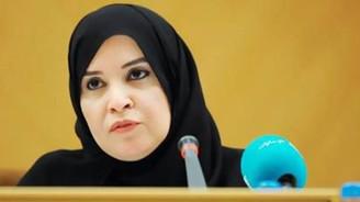 BAE'nin ilk kadın meclis başkanı seçildi