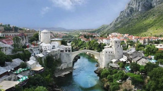 Türkiye'den Saraybosna'ya 2 milyon euro yardım