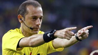 Cüneyt Çakır, Kazakistan Kupası finalini yönetecek