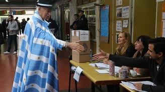 Arjantin yeni devlet başkanını seçiyor