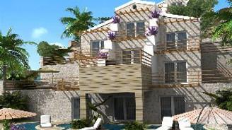 """Akdeniz'in """"en iyi oteli"""""""
