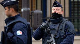 Fransa'da rehine krizi
