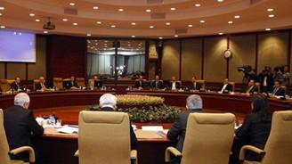 Dışişleri Bakanlığı'nda Suriye toplantısı