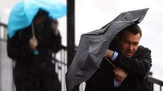 Kuvvetli yağış ve rüzgar uyarısı!
