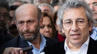 Dündar ve Gül'ün hakimine soruşturma talebi