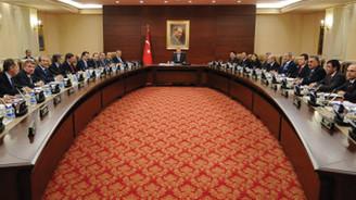 2012'nin ilk Bakanlar Kurulu toplandı