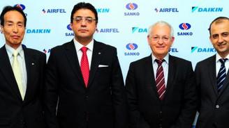 Sanko, Airfel'i Japonlara sattı