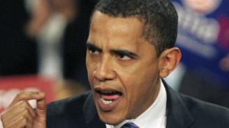 Obama kurultayda estirdi