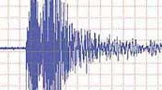 Van'da 4,9 büyüklüğünde deprem