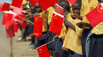 Çin'den Afrika'ya büyük destek
