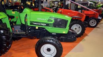 Traktör sayısı son bir yılda 70 bin arttı