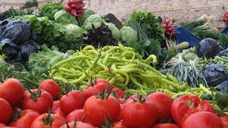 Taze sebze ihracatı 1 milyon tonu aştı