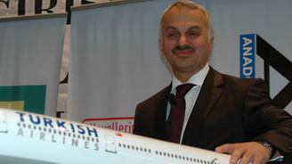THY, 2012'de 38 milyon yolcu hedefliyor