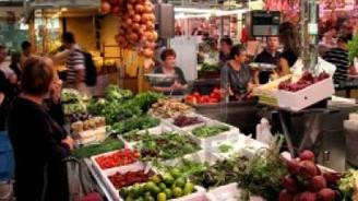 Euro Bölgesi'nde enflasyon ve işsizlik arttı