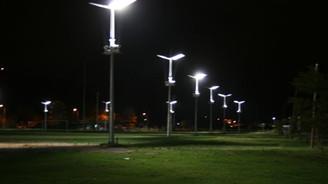 Bağlantılı şehir aydınlatması ile tasarruf