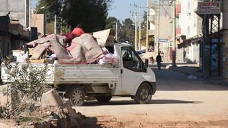 Nusaybin'de göç devam ediyor