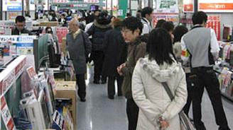 Japonya'da çekirdek TÜFE Ekimde yıllık bazda yüzde 0,1 düştü