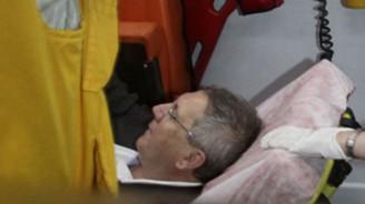 Aziz Yıldırım yeniden hastanede
