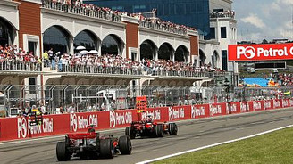 Formula 1'de İstanbul yok
