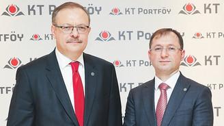 KT Portföy, 200 milyon TL fon büyüklüğü hedefliyor