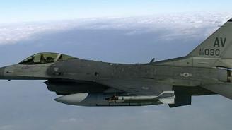 ABD savaş uçağı Japonya'da düştü