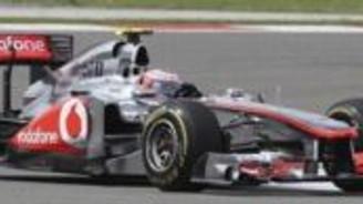 Macaristan Grand Prix'si Button'ın