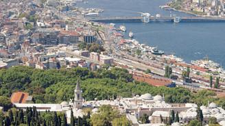 İstanbul'un yarısı devletin
