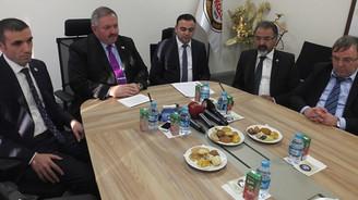 Kayseri OSB ve ORAN güç birliği protokolü imzaladı