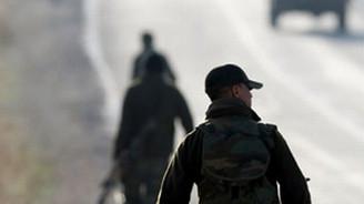 Tatvan'da askeri araca saldırı