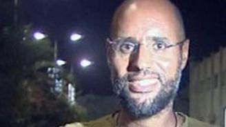 Kaddafi'nin oğluyla görüşen avukata gözaltı