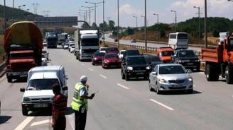 Gebze-Körfez arası trafiğe kapatıldı