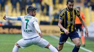 Fenerbahçe, Rize karşısında galip