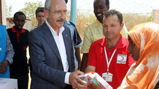 Dadaab kampını ziyaret etti