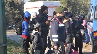 Çanakkale'de 105 yabancı uyruklu yakalandı