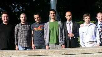 ABD'deki Türk mühendisler göreve hazır