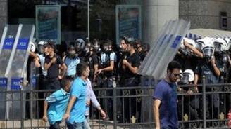 Kadıköy'deki eylemcilere tutuklama