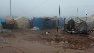 Türkmen sığınmacıların çadırlarına saldırı: 5 yaralı