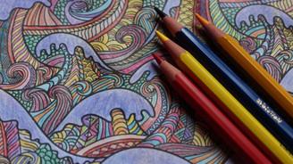 İş dünyasının yeni stres topu boyama kitapları