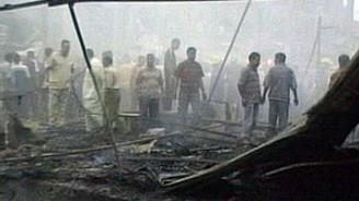 Bağdat yine kan gölüne döndü: 76 ölü