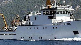"""""""Piri Reis"""" Akdeniz'de görev bekliyor"""