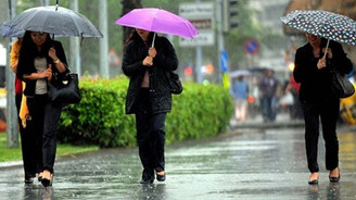 Güney Marmara'da mayısın ilk haftası yağışlı