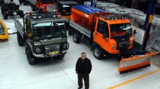 Yerli kamyonet 'Turkar' dünya pazarına açılıyor