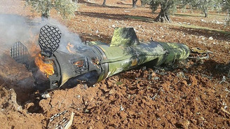 Rusya, Azez'e balistik füzelerle saldırdı