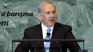 Netanyahu'dan Abbas'a: Barışalım