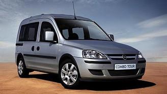 Opel Combo banttan indi