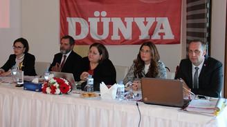 DÜNYA Ailesi beş yıllık hedefini Kıbrıs'ta belirledi