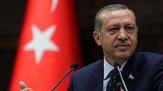 Erdoğan'a Altın Heykel Ödülü