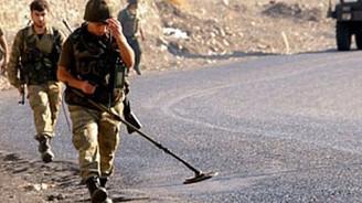 Siirt'te mayın patlaması: 1 yaralı