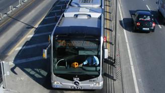 İBB, metrobüsü Pakistan'a ihraç etti